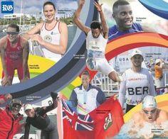 Team Bermuda 2016 Rio Olympics