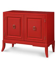 Eliana Accent Chest, Habanero   Would Go Perfect In My Brown Great Room <3