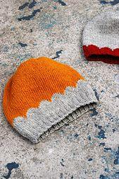 Ravelry: little scallops hat by maria carlander - free pattern