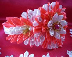 Headwrap hechos a mano de flores por AccessoriesShop4you en Etsy