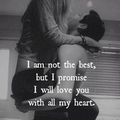 Heart touching Love Promise Quotes - Freshmorningquotes(Beauty Quotes For Him) Cute Love Quotes, Love Promise Quotes, Romantic Quotes For Her, Soulmate Love Quotes, Love Quotes For Her, Love Yourself Quotes, New Quotes, Heart Quotes, Baby Quotes