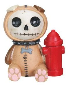 furry bones - puppy dog - figurine 7599   $8 - click on the photo for a direct link -  http://goreydetails.net/shop/index.php?main_page=product_info=70_79_id=761