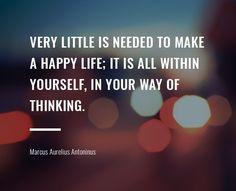 Way of thinking