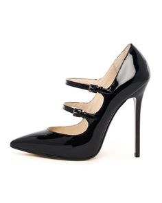 These are sophisticated and sexy!!  KORS Michael Kors  Abalena Double-Strap Pump.