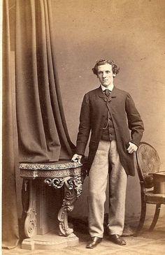 Sack Suit, c. 1863 – 1864