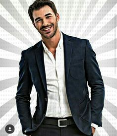 Yusuf Cim Turkish Men, Turkish Actors, Blazer, Jackets, Fashion, Turkish People, Hot Guys, Celebs, Down Jackets
