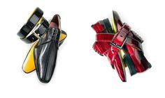 Patent schoenen, Floris van Bommel