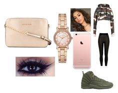 """💓🅱"" by pettyallthe on Polyvore featuring River Island and Michael Kors"