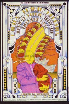 Cactus Fillmore Poster