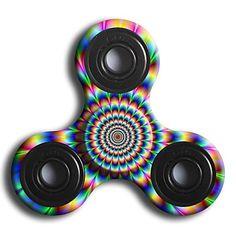 Spinners de mão Mão Spinner Brinquedos Girador de Anel ABS EDCBrinquedo foco Alivia ADD, ADHD, Ansiedade, Autismo O stress e ansiedade - BRL R$ 13,49