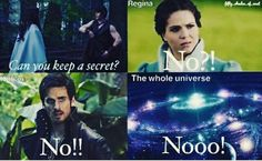Would you tell Snow your secret?