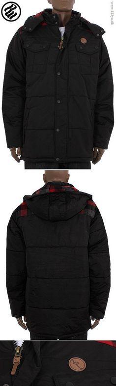 XTREME SHOP / www.123yo.dk ROCAWEAR jakke med aftagelig hætte JAKKE-RW-R1208