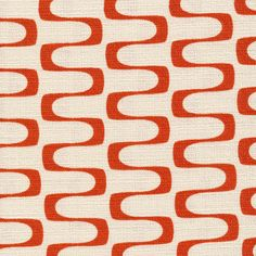 152406 Wavelength | Red Quilter's Cotton from In Theory by Jessica Jones for Cloud9 Fabrics