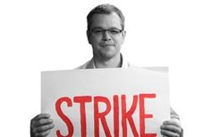 Support the Strike