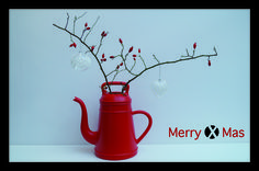 Get ready for Christmas with XALA's  Red Lungo!!!  www.trendyproductsonline.nl
