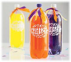 Cricut® Mini Celebrate Vinyl Soda Bottle Wrap