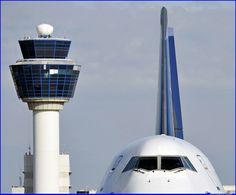 """Athens International Airport """"Eleftherios Venizelos"""" IATA: ATH - ICAO: LGAV"""