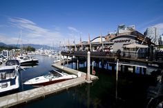 Sitting atop the waters of Vancouver's Coal Harbour Marina, enjoy the non-stop urban activity while soaking in the peaceful waterfront views. Delight your palate with tasty wok dishes to share, fresh seafood, beer specials on tap, and an extensive wine list.