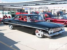 1961 Chevy Bel Air Hard Top