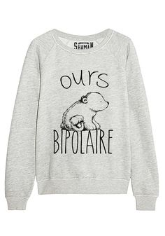 "Sweat ""Ours Bipolaire"""