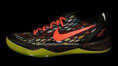 c5b80fe03cae3 FL Unlocked Nike Kobe 8 Christmas 01 – Foot Locker Blog Nike Kobe 8  Christmas 01