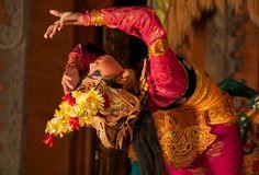 Legong Dance, Ubud, Bali, Indonesia