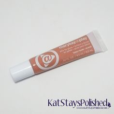 April 2014 Ipsy Bag - MaryKay at Play Jelly Lip Gloss - Teddy Bare | Kat Stays Polished