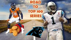 Road To Top 100 | Madden 16 Ranked Gameplay vs Panthers | Brock is Cam N...