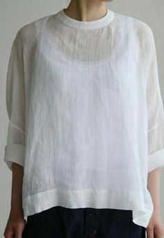 Is there really a sheer linen like this?