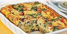 Omelete de brócolis 01