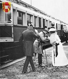 Konopiště 1914 :: František Ferdinand Rakouský-Este