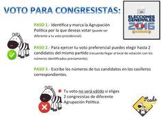 Cada voto es importante, cada voto cuenta. Llevemos al Congreso a candidatos que nos representen con integridad. #VotoVálido#YOCEDOELPASO www.facebook.com/CampanaYoCedoElPaso
