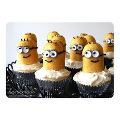 em-il-ie handmade: Despicable Me Party: Food & Treats found on Polyvore