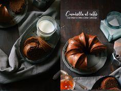 Ciambella al caffè, con farina di farro e grano saraceno