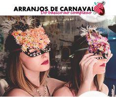 Acessórios de Carnaval: Dicas para montar sua fantasia.