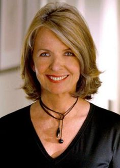 Diane Keaton - Cute haircut!