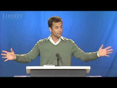 Kirk Cameron - Liberty University Convocation So worth the time to watch! Youth Group Lessons, Kirk Cameron, Sola Scriptura, Liberty University, Guard Your Heart, Spiritual Encouragement, Christian Videos, Motivational Videos, Going Back To School