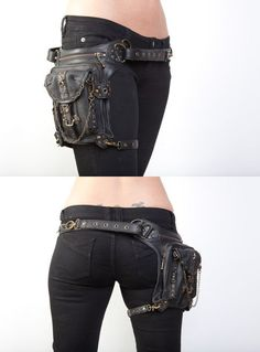hip bag... or glorified fanny pack??