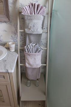 Pliage de serviettes moelleuses