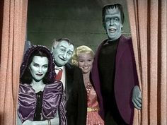 The Munsters  #Munsters #fantasy #scifi #sciencefiction #photo