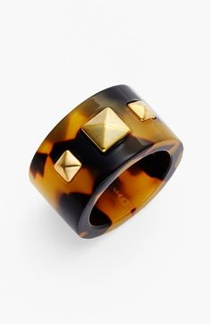 freda studded ring / l. erickson