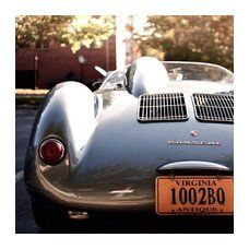Porsche Spyder.