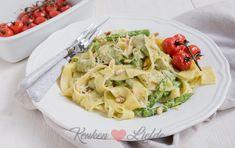 Pesto, Weight Watchers Meals, Food Hacks, Pasta Recipes, Italian Recipes, Cabbage, Spaghetti, Good Food, Spices