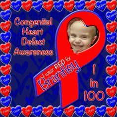 ❤DON'T FORGET TO SHARE AND SPREAD AWARENESS!!❤ This month is CHD AWARENESS MONTH! Don't forget to share and spread the word and get it out there about CHDS! Wear red for all those fighting this battle! My son is 1 in 100❤❤ Other
