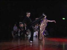 Bryan Watson & Carmen - Jive (WSSDF2006) - YouTube