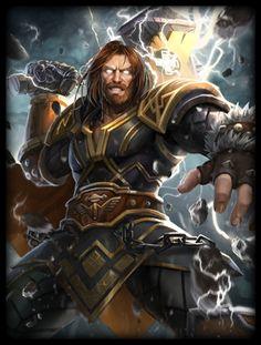 Thor Iron Gamer Skin