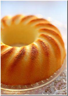 Aus der russischen Küche: Rezept Nr. 15 – Mannik (Grießkuchen)