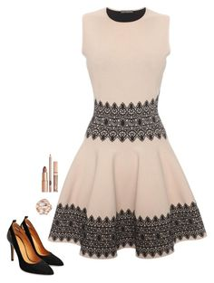 """""""Untitled #376"""" by h1234l on Polyvore featuring Alexander McQueen"""