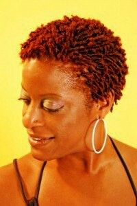 Baby locs   tip* best to colour the hair before starting locs