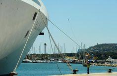 Vota esta foto para un concurso de fotografía. A ver si gano. Balearia: Barco Federico García Lorca - El Federico| II Maratón Fotográfico de Valencia